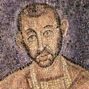 Saint Ambrose, Bishop of Milan
