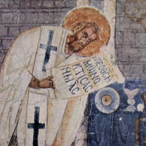Saint Basil the Great (329 – 379)