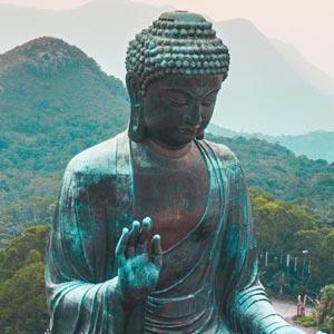 Gautama Buddha (circa 560 - 483 B.C.E.)