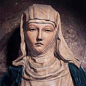 Saint Catherine of Siena (1347 – 1380)