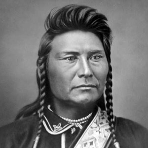 Chief Jospeh, Nez Perce (1840 – 1904)