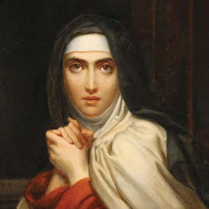Saint Teresa of Avila (1515 – 1582)