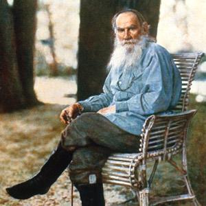 Leo Tolstoy (1828 – 1910)