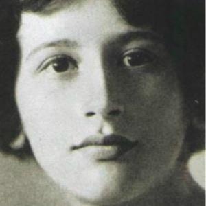 Simone Weil (1909 – 1943)