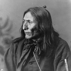 Chief Crowfoot (1830 - 1890)