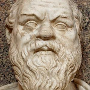 Socrates (470 – 399 B.C.E.)