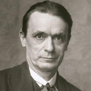 Rudolf Steiner (1861 –1925)